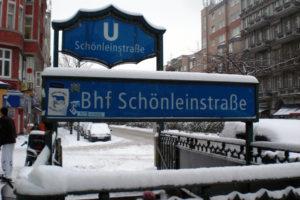 Berlin_U-Bahn_Schönleinstraße_Eingang